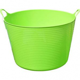 Tuff Stuff Products - Flex Tub - Green - 4 Gallon