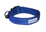 BayDog - Tampa Collar- Blue - Medium