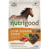 Manna Pro-Equine - Manna Pro Nutrigood Low Sugar Snax - 4Lb
