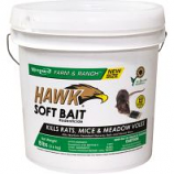 Motomco - Hawk Soft Bait Pail - 8Lb