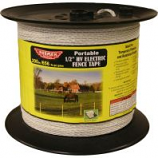 Parker Mccrory/Baygard - Heavy Duty Polytape - White - 656 Ft
