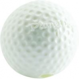 Planet Dog - Usa Golfball Orbee Tuff Dog Toy - White - 2.25 Inch