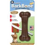 Pet Qwerks - Barkbone Flavored Nylon Bone-Peanut Butter-Small