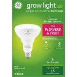 Ge Lighting - Ge Grow Light Led Bulb Flowers & Fruit - 9 Watt