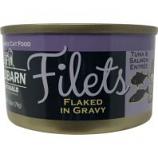 Redbarn Pet Products-Food - Cat Filet Canned Cat Food - Tuna/Salmon - 2.8 Oz
