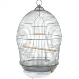 Prevue Pet Products - Prevue Sonata Bird Cage - Gray - 19 In X 30 In