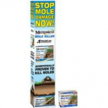 Motomco - Worm Mole Killer Gravity Feeder Display-12 Pc