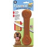 Pet Qwerks - Flavorit Flavored Nylon Bone-Peanut Butter-Xl