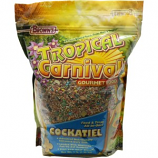 F.M. Browns-Pet - Tropical Carnival Cockatiel Food - 3Lb