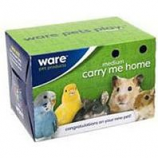 Ware Mfg. - Bird/Small Animal - Ware Pet Carry Me Home - Medium