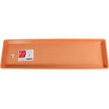 Novelty Mfg -Countryside Flowerbox Tray-Terracotta-24 Inch