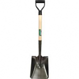 The Ames Company - Union Tools Square Point Shovel With Poly D Grip-40 Inch