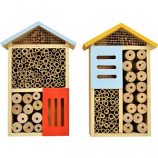 Natures Way Bird Products - Nature'S Way Multi - Chamber Insect House - Assorted - 11.8X8X3.5