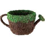Syndicate Sales - Planter Thea Watering Can - Green - 7 In