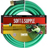 Swan - Soft And Supple Premium Garden Hose-Green-25 Foot