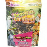 F.M. Browns-Pet - Tropical Carnival Fruit & Nut Parrot Treats - Fruit/Nut - 12 Oz