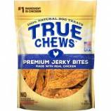 Tyson Pet Products - True Chews Premium Jerky Bites - Chicken - 12 Oz