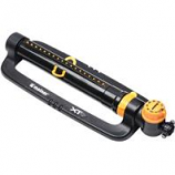 Melnor - Deluxe Turbo Oscillating Sprinkler  With Timer - 3900 Sq Ft