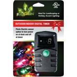 Gogreen Power - Outdoor Digital Timer - Black