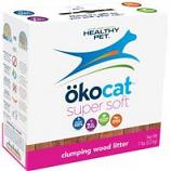 Healthy Pet - Litter - Okocat Soft-Step Clumping Wood Litter-7 Pound