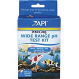 Mars Fishcare Pond - Pondcare Widerange Ph Test Kit - 160 Pack