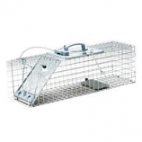 Woodstream Havahart- Havahart 1-Door Easy Set Medium Animal Trap--24 Inch