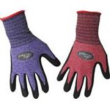 Boss Manufacturing -Boss Guardian Angel Dot Palm Knit Wrist Glove-Large