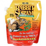 Enviro Protection Ind-Rabbit Scram Ready To Use Granular Repellent-2 Pound