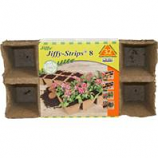 Jiffy/Ferry Morse Seed - Jiffy - Strips Peat Plant Pots - 2.5 In/32 Cell