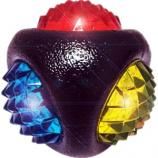 Multipet International - Doglucent Diamond Ball With Led Light - Assorted - 3 Inch