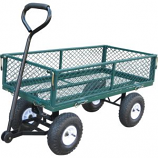 Bond Mfg - Garden Cart - Green
