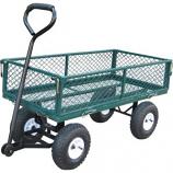 Bond Mfg - Garden Cart - Green