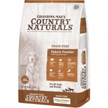 Grandma Mae's Country Natural - Country Naturals Grain Free Limited Ingredient Dog - Buffalo - 25Lb