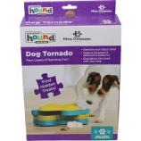 Petstages - Dog Tornado Puzzle Stimulate Mind & Senses Level 2 - Blue