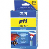 Aquarium Pharmaceuticals - Freshwater Deluxe pH Test Kit-3X37ML/250TESTS
