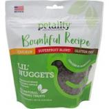 Tevra Brands - Petality Bountiful Recipe Lil' Nuggets - Chicken - 12 Oz