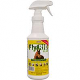 Durvet - Fly Rid Plus Insecticide Spray - 32 Ounce