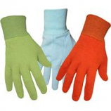 Boss Manufacturing -Just For Kids Jersey Glove-Assorted-Small