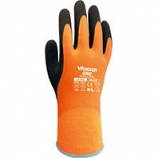 Lfs Glove  Fall/Winter - Wonder Grip Thermo Plus Glove - Orange - Large