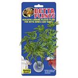 Zoo Med - Betta Plastic Plant Papaya - 0.06 lb(s)