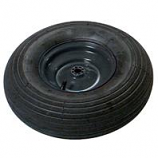 The Ames Company p - True Temper Replacement Wheel Assembly - Black - 6 Inch