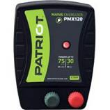 Tru - Test - Patriot Pmx120 Energizer (Ac) - Black - 1.2J Output