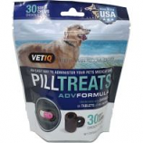 Petiq - Vetiq Pill Treats Soft Chews - Chicken - 30 Count