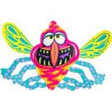 Fuzzu- Radioactive Splatterbug Zinger Cat Toy - Multi - Medium