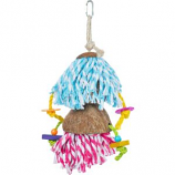 Prevue Pet Products - Prevue Car Wash Bird Toy - Assorted - Large