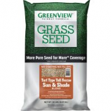 Greenview - Gv Ff Turf Type Tall Fescue S & Sh Blend - 20 Lb