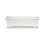 Novelty Mfg -Countryside Flowerbox-White-30 Inch