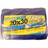 Dewitt Company - Super Blue Tarp (2.3Oz)-Blue-20X30