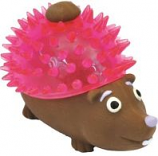 Coastal Pet Products - Lil Pals Latex & Tpr Hedgehog - 4 Inch