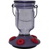 Woodstream Hummingbird - Perky Pet Top Fill Hummingbird Feeder - Lavender - 16 oz